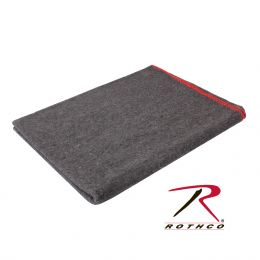 Rothco Grey Rescue Survival Blanket