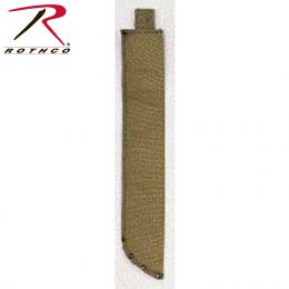 "Rothco O.D. 18"" Canvas Machete Sheath"