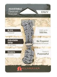Guardian Adjustable Paracord Bracelet (Envy) RTPC 04