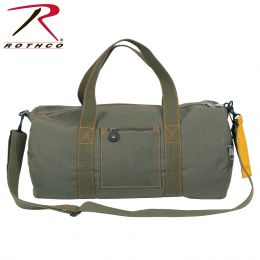Rothco Canvas Equipment Bag (Color: Olive Drab)