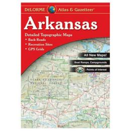 Delorme State Maps (Maps: Arkansas)