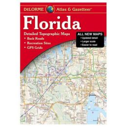 Delorme State Maps (Maps: Florida)