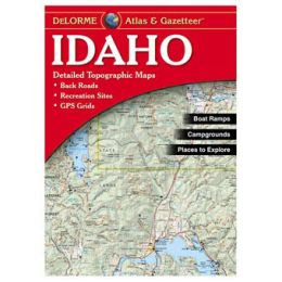 Delorme State Maps (Maps: Idaho)