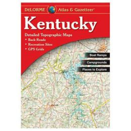 Delorme State Maps (Maps: Kentucky)