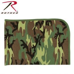 Rothco Infant Camo Receiving Blanket (Color: Woodland Camo)
