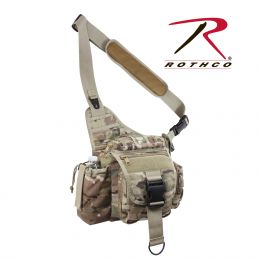 Rothco Advanced Tactical Bag (Color: MultiCam)