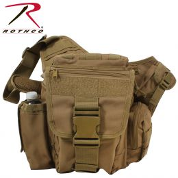 Rothco Advanced Tactical Bag (Color: Coyote Brown)