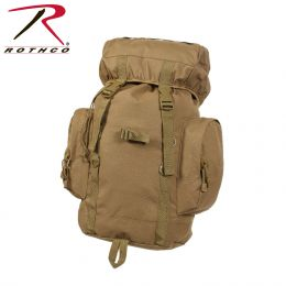 Rothco 25L Tactical Backpack (Color: Coyote Brown)