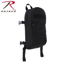 Rothco Backup Connectable Back Pack (Color: Black)