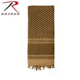 Lightweight Shemagh Scarves (Color: Coyote Brown)