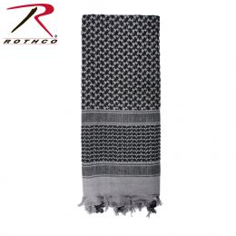 Lightweight Shemagh Scarves (Color: Grey)
