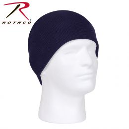 Rothco Deluxe Acrylic Skull Cap (Color: Navy Blue)
