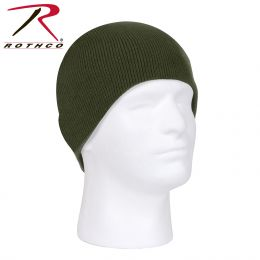 Rothco Deluxe Acrylic Skull Cap (Color: Olive Drab)