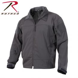 Light Weight Waterproof Soft Shell Jacket by Rothco (Color: Olive Drab, size: S)