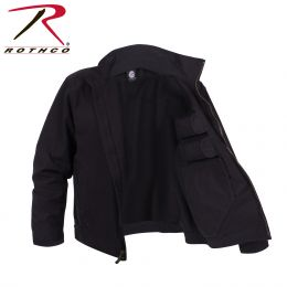 Our Concealed Carry Casual Jacket by Rothco (Color: Black, Sizes: S)