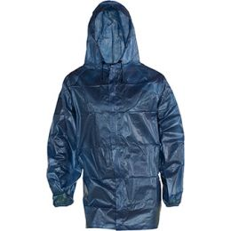 Compass 360 RainTEK Emergency Rain Coat (Color: Blue 2, Sizes: MD/LG)