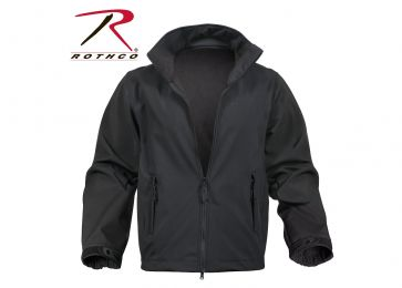 Weatherproof Black Soft Shell Jacket (size: S)